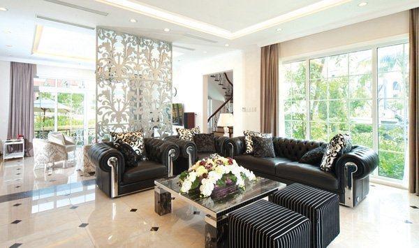 Hình chụp thực tế căn hộ cho thuê Vinhomes Central Park